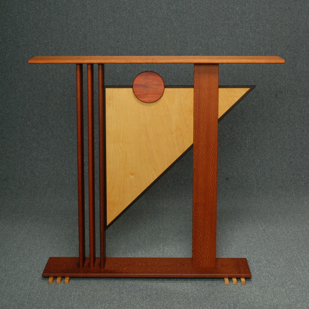 abstract table