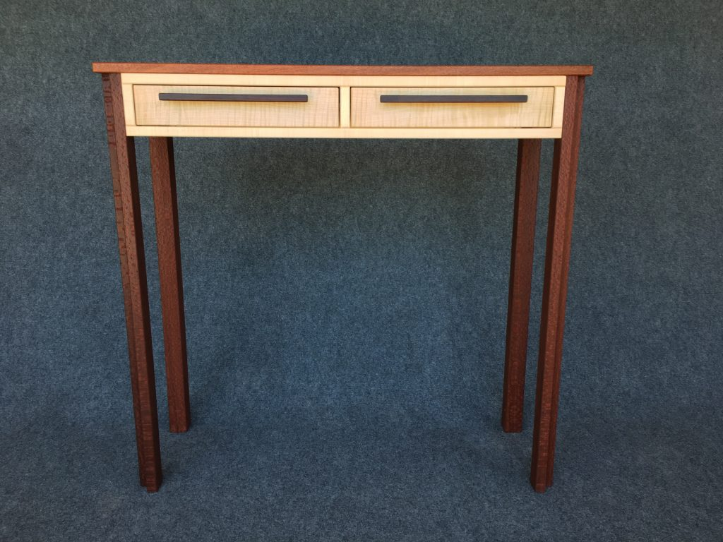 Two Drawer Sidetable
